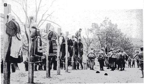 First World War Pictures Women Hanged